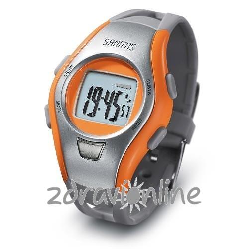 04edfc7dba5 Hodinky s pulsmetrem SANITAS SPM 11 Zdraví Online