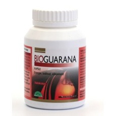 Blue step BIO Guarana - 90 kapslí Detoxikace organismu, antioxidanty Blue step
