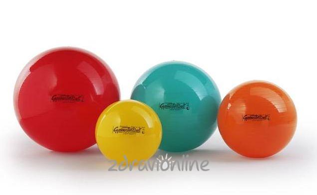 gymnastikball italsk 75 cm zdrav online. Black Bedroom Furniture Sets. Home Design Ideas