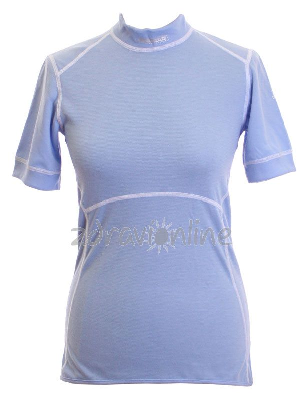 03ee2c3babfc Sensor Double Face dámské tričko kr. rukáv modré Zdraví Online
