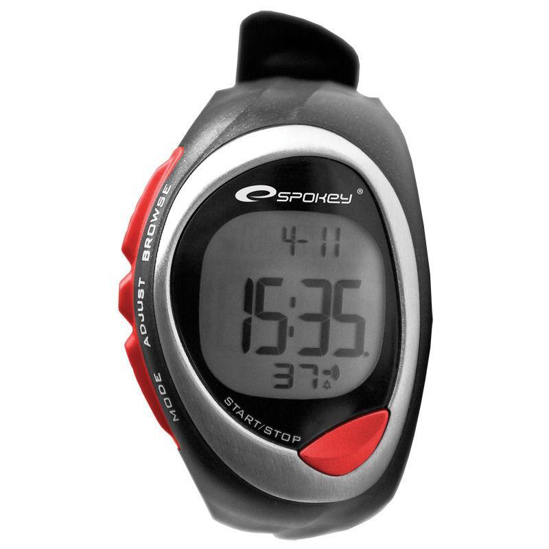 663199c0838 Multifunkční srdeční monitor - pulsometr Spokey. Hodinky s pulsmetrem ...