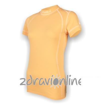 Dámské triko Suspect Animal SilverTech béžová Zdraví Online 3c90141abe