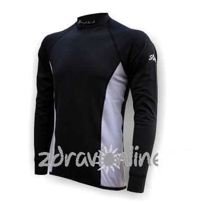 Pánské triko Suspect Animal SilverTech černá šedá Zdraví Online 347a202681