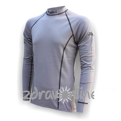 Pánské triko Suspect Animal SilverTech šedá Zdraví Online 2459ee722a
