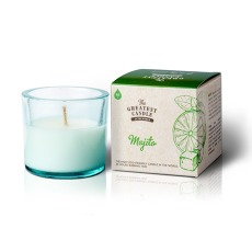 The Greatest Candle - mojito 75g Zdravý domov The Greatest Candle in the World