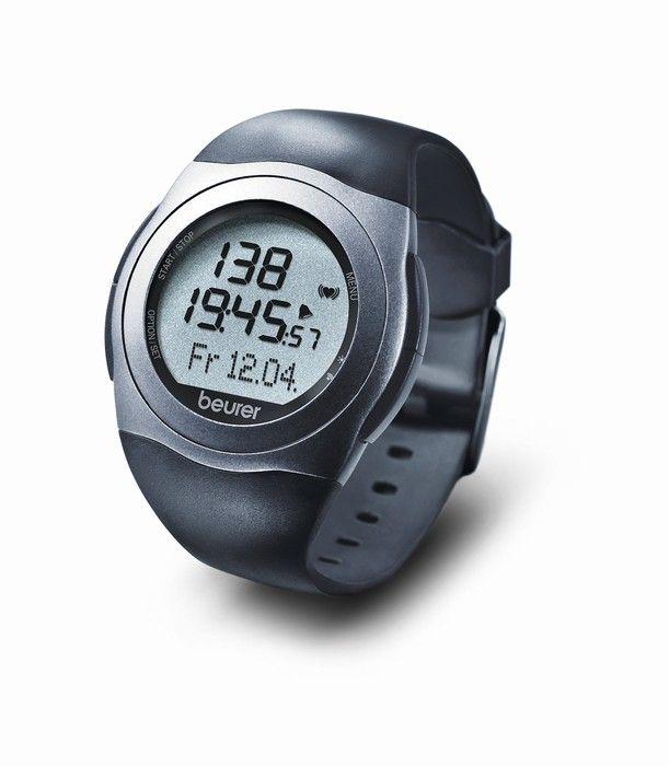 732ee08d4f2 Hodinky s pulsmetrem Beurer PM 25 Zdraví Online