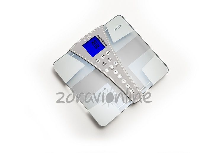 8ab1e45fe Digitální váha Tanita BC 587 Zdraví Online